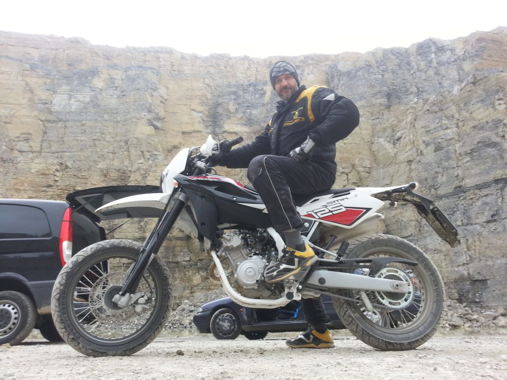 Bike Stunt Make No Ape Stunt Markus Pütterich Motorradstunt Action