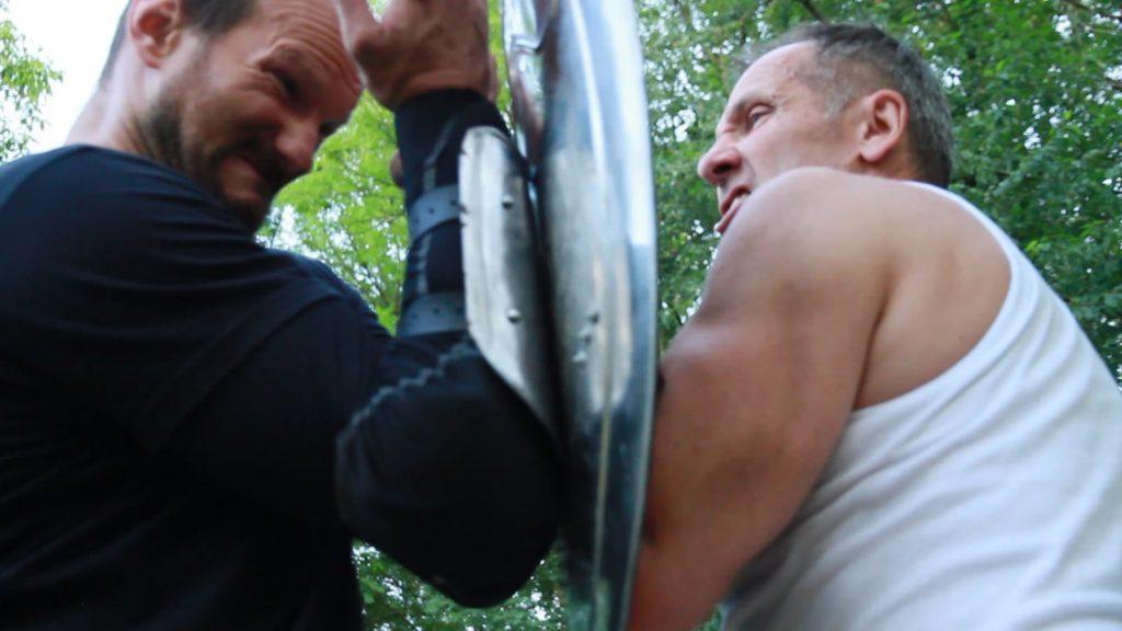Stuntdouble double Make No Ape Stunt Markus Pütterich Kampf fightchoreography schlägerei